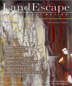 Artist Christopher Reid Featured In LandEscape Art Review